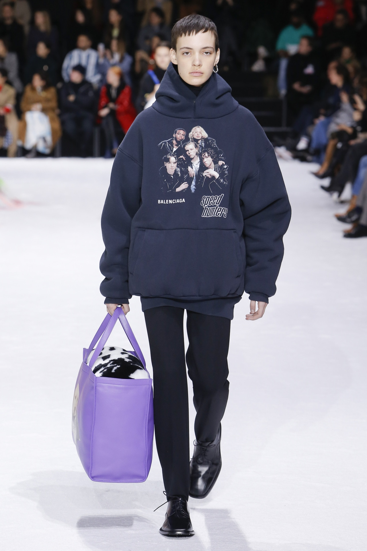 Balenciaga is being sued for copyright infringement, again