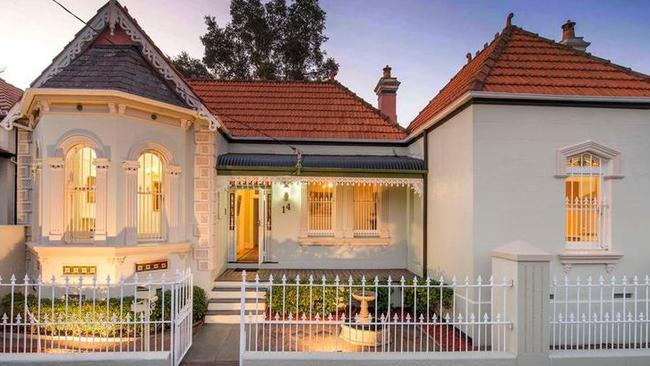 14 Salisbury Rd, Stanmore is scheduled for a September 17 auction.
