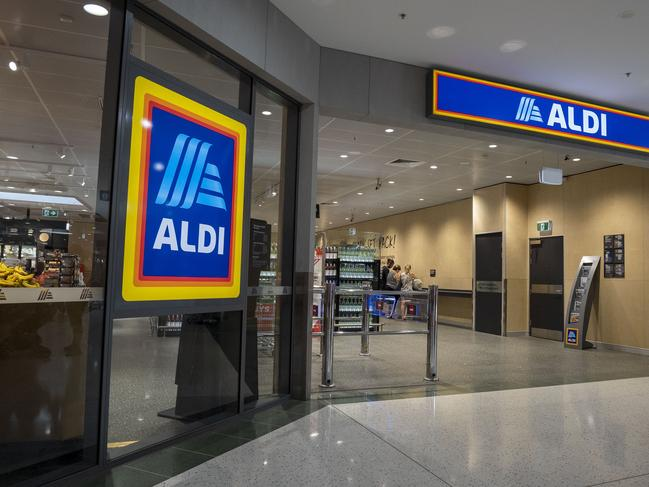 Aldi's fast checkouts can be divisive. Picture: AAP/Image Matthew Vasilescu
