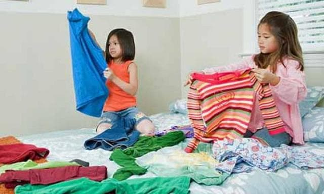 6 ways to get kids to do housework