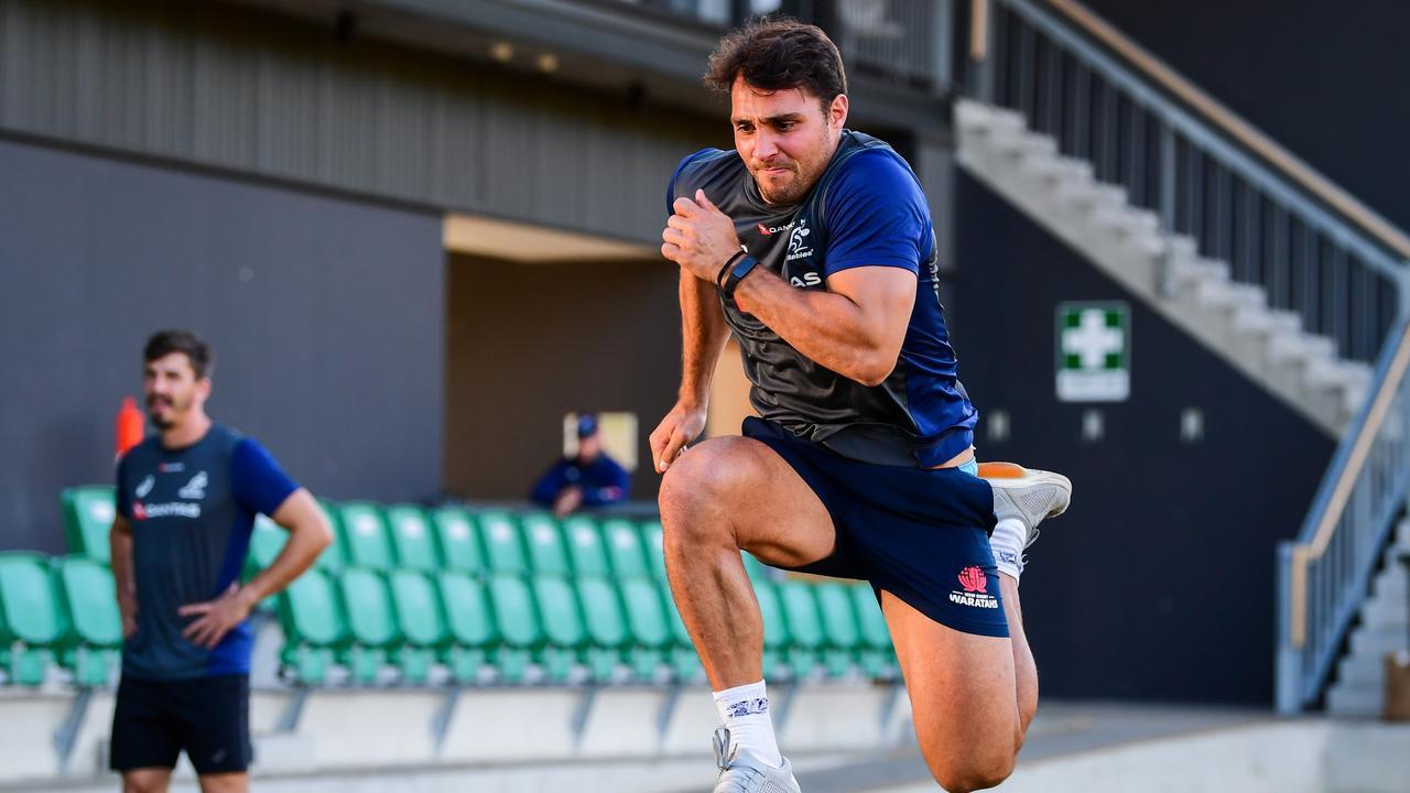 Nick Phipps. Photo: Rugby AU Media/Stuart Walmsley