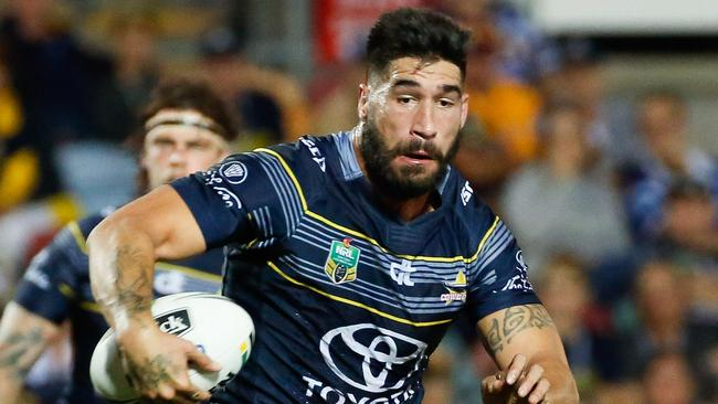 James Tamou's playing future is settled.