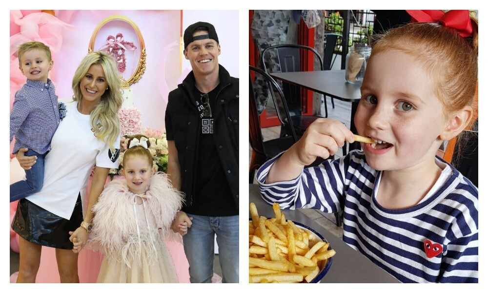 Roxy Jacenko calls for help over Pixie's poor eating habits