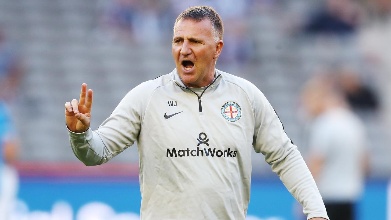 Warren Joyce was released as Melbourne City head coach in May