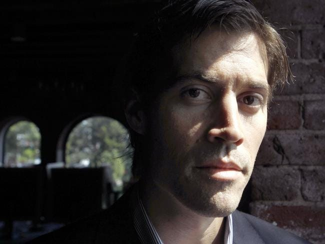 Killed ... Journalist James Foley was beheaded by Islamic State after being captured at the same time as John Cantlie. Picture: AP