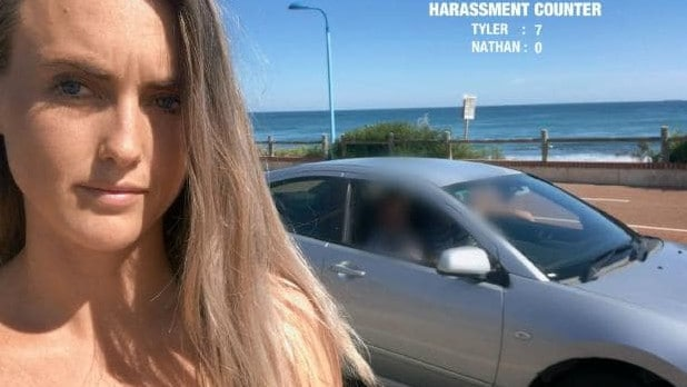 An experiment in the doco 'Is Australia Sexist' focused on how women are treated by passing motorists.