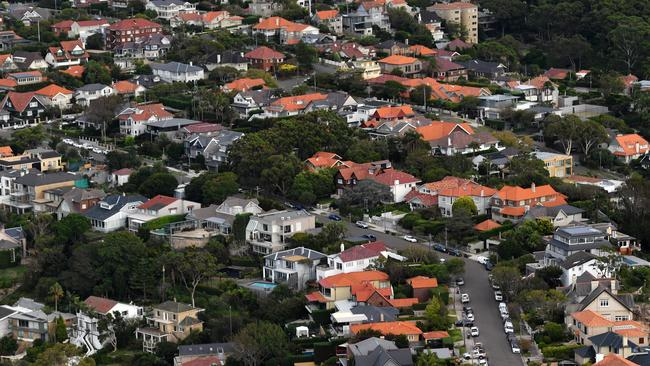 The latest FIRB report reveals foreign investment in Australia housing is waning. Image: AAP/Joel Carrett.