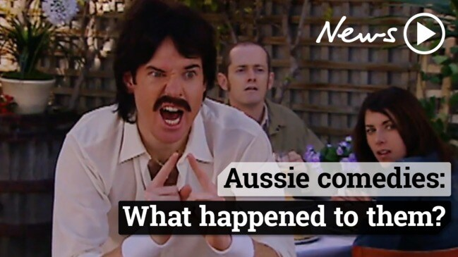 What happened to Aussie comedies?