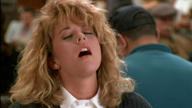 I'll have what she's having. Iamge: When Harry Met Sally