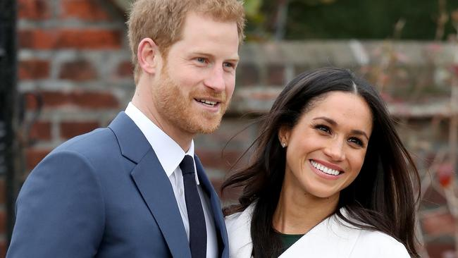 The couple has maintained taxpayers should pick up the bill. Picture: Chris Jackson/Chris Jackson/Getty Images