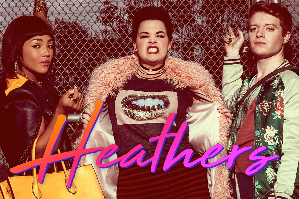 Heathers is getting a TV reboot and it's just as murderous as the movie
