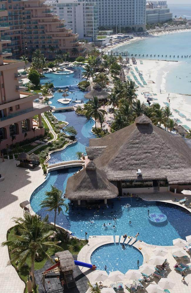 A trip to Cancun was found to be the world's most expensive break.