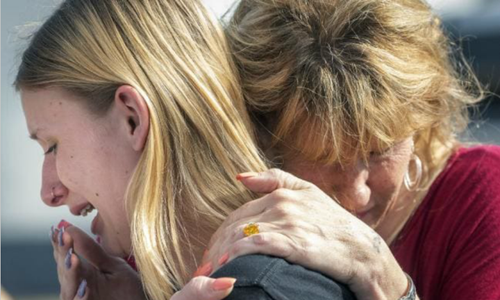 'Surprise!' 17-year-old shooter taunts victims in US school shooting