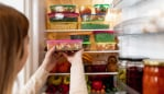 Organised fridge means a healthy life. Image: iStock