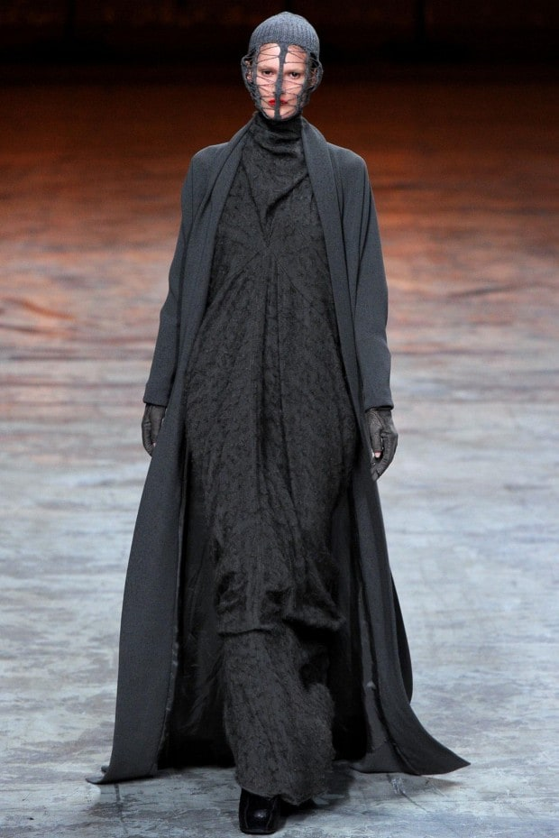 Rick Owens Ready-to-Wear A/W 2012/13