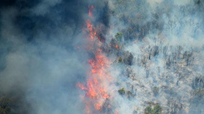 Queensland is in the grip of a catastrophic fire situation.