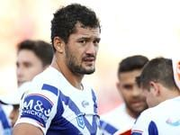 NRL Rd 5 - Dragons v Bulldogs