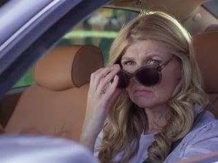 Connie Britton stars in 'Dirty John'. Image: Bravo.