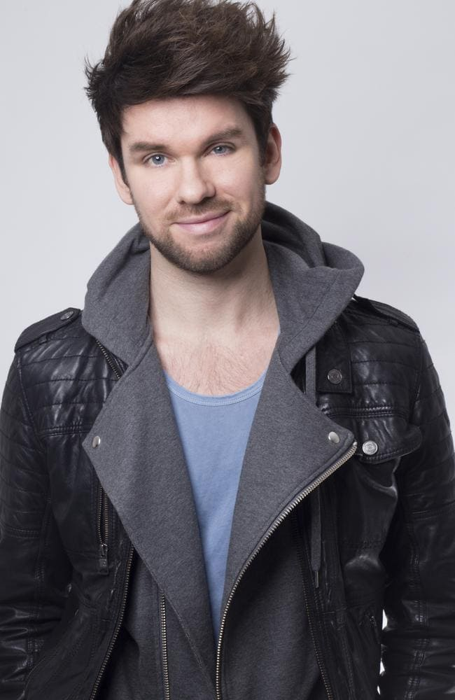 Eoghan McDermott is back for a second season of banter. Picture: Supplied.