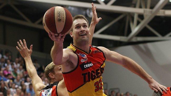 Melbourne Tigers coach Chris Anstey demands his team ...