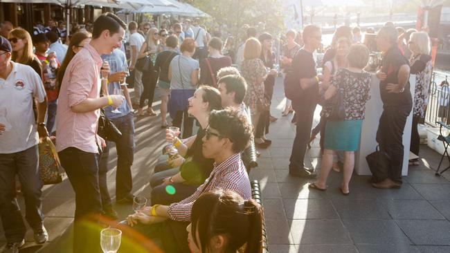 Good Food And Wine Festival Melbourne Free Events