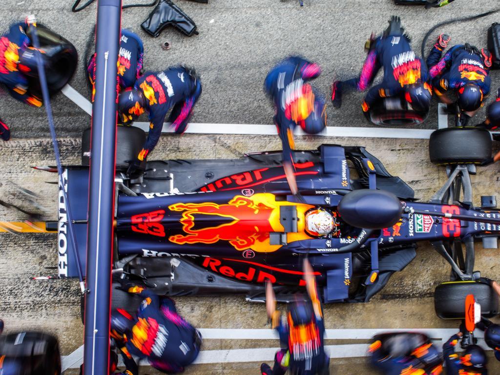 F1 news 2021: Daniel Ricciardo blunder haunts Red Bull, Max Verstappen pit stop, Red Bull mistake, Spanish GP results, Lewis Hamilton wins