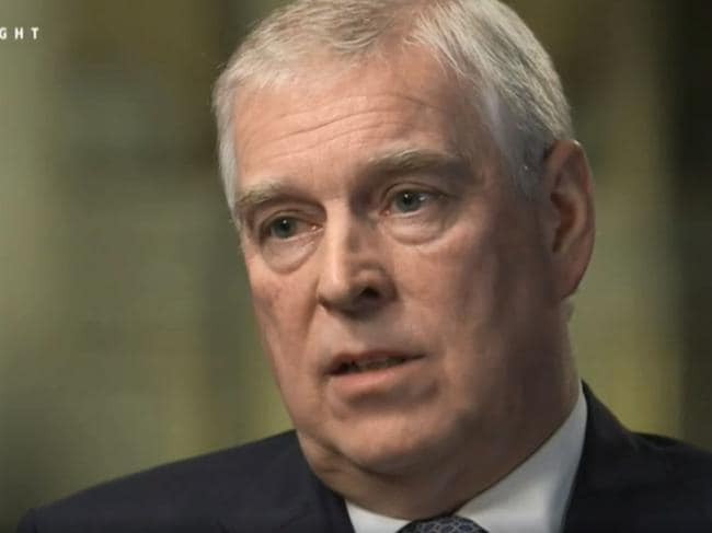 SPrince Andrew's recent interview with the BBC was a disaster for the royal family. Picture: BBC