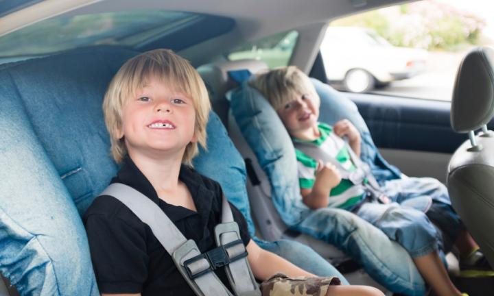 Tips to keep your family safe in the car