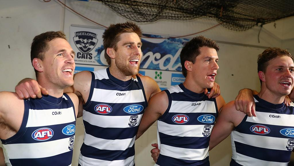 Geelong Cats: which theme song should Cats adopt for 2018