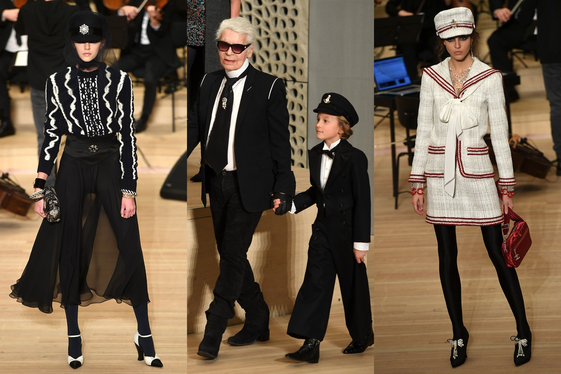 The biggest fashion trends to know from Chanel's Métiers d'Art show in Hamburg