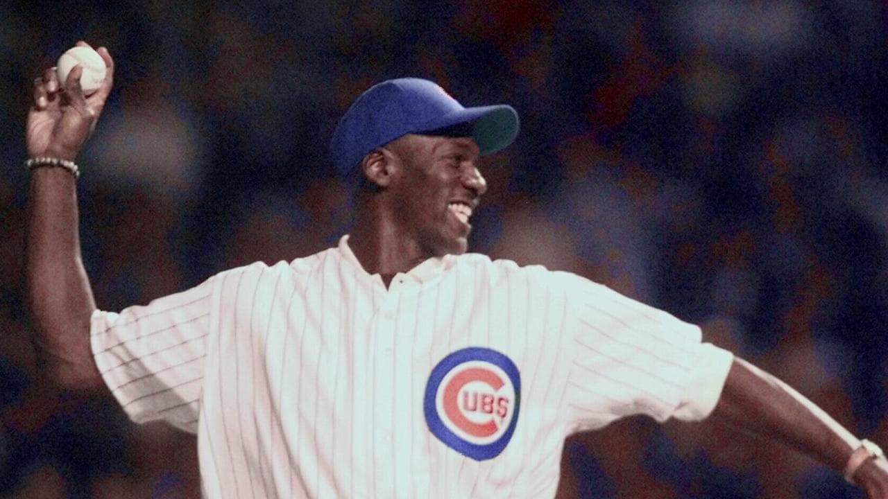 Michael Jordan was offered a spot on the Oakland Athletics roster.