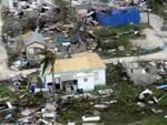 Hurricane Irma - Destruction of Barbuda seen from above via local news outlet ABS TV/Radio. Picture: ABS TV/Radio/Facebook