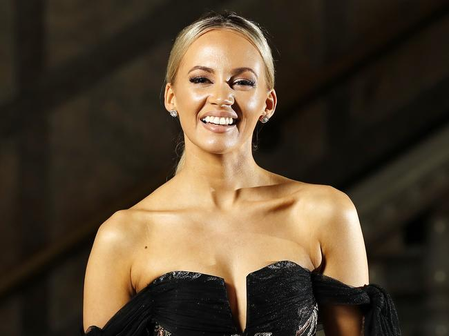 Samantha Jade has also joined the tour. Picture: AAP
