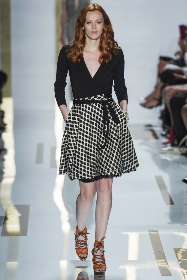 Diane von Furstenberg ready-to-wear spring/summer '14