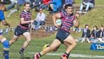 JoJo Fifita, The Southport School. TGS vs The Southport School, GPS rugby union. Saturday, 10th Aug, 2019.