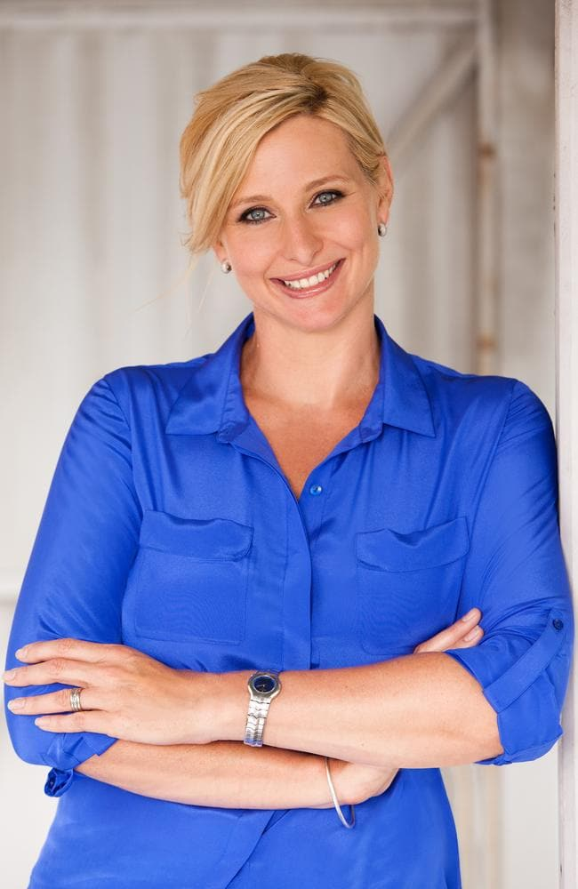 More drama ... House Rules host Johanna Griggs promises more twists and turns when the show returns later this year. Picture: Supplied