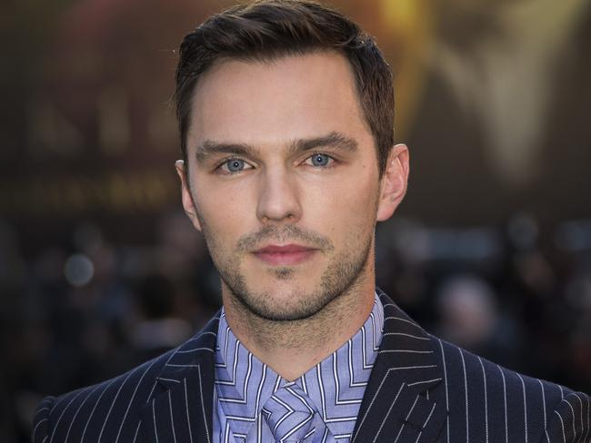 Actor Nicholas Hoult could have been your Jon Snow, people. Picture: AP
