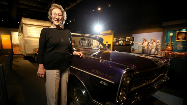 Slim Dusty centre opens as wife Joy McKean recounts life with and without the music legend ...