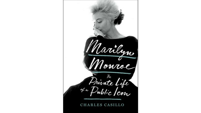 Marilyn Monroe: The Private Life of a Public Icon is out on Tuesday.