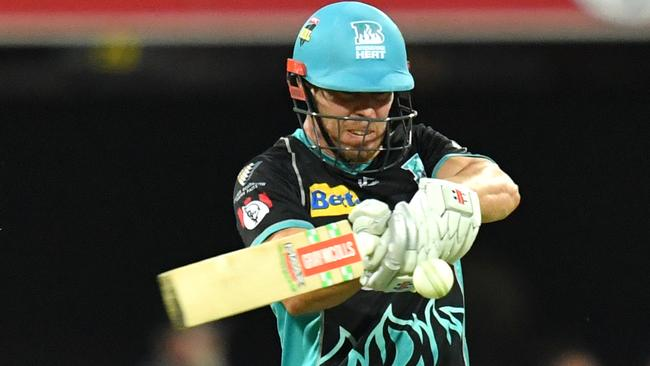 Master blaster Chris Lynn has a huge SuperCoach scoring ceiling.