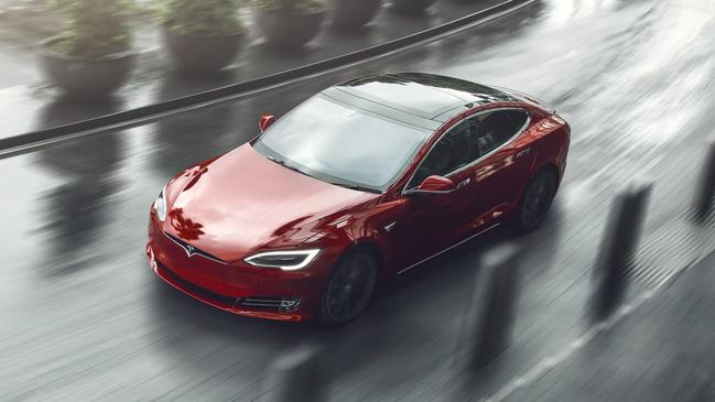 Top spec Tesla Model S versions now come with Ludicrous mode as standard.
