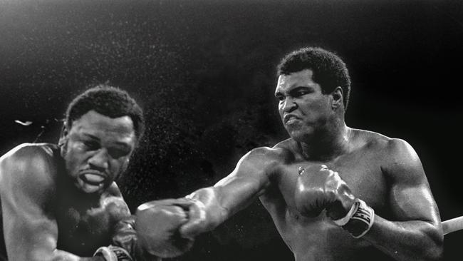 Heavyweight boxing champion Muhammad Ali changed the opinion of a generation.