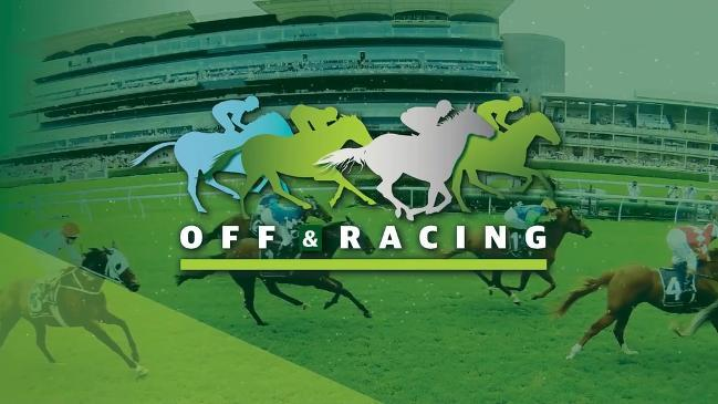 Off and Racing - March 15