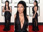 Nicki Minaj attends the 2015 Grammy Awards. Picture: Getty