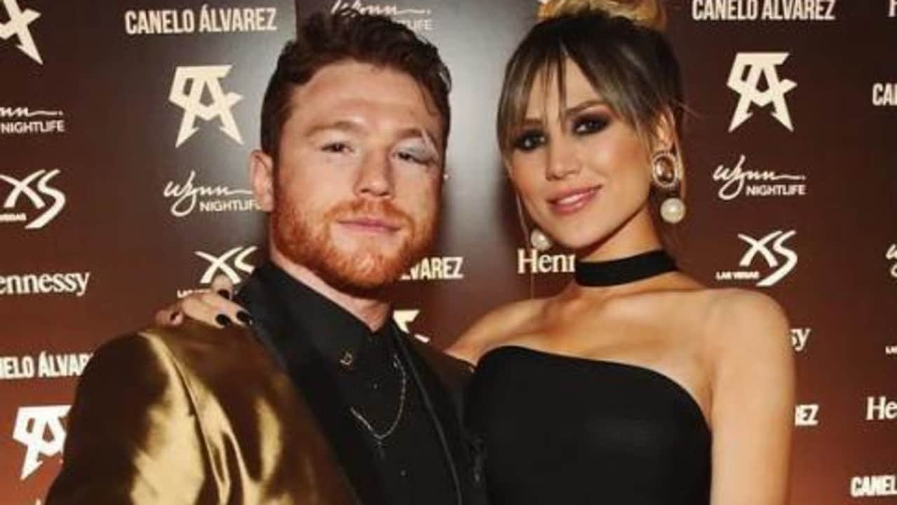 Saul Canelo Alvarez S Las Vegas Nightclub Party After