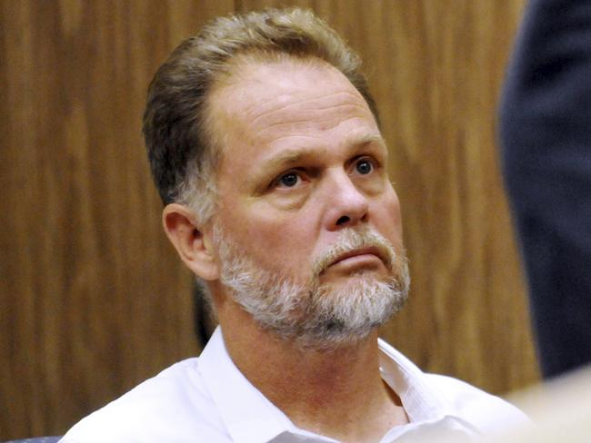 Charles 'Chase' Merritt has been sentenced to death over the murder of the McStay family. Picture: James Quigg/The Daily Press via AP