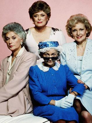 Vintage Golden Girls. Picture: Supplied
