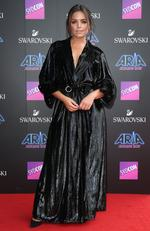 Olympia Valance arrives on the red carpet for the 31st Annual ARIA Awards 2017 at The Star on November 28, 2017 in Sydney, Australia. Picture: Richard Dobson