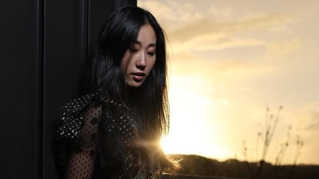 "A photo shoot ""Jamie"" Qianqian Wu did in the Yarra Valley while in Australia last month."