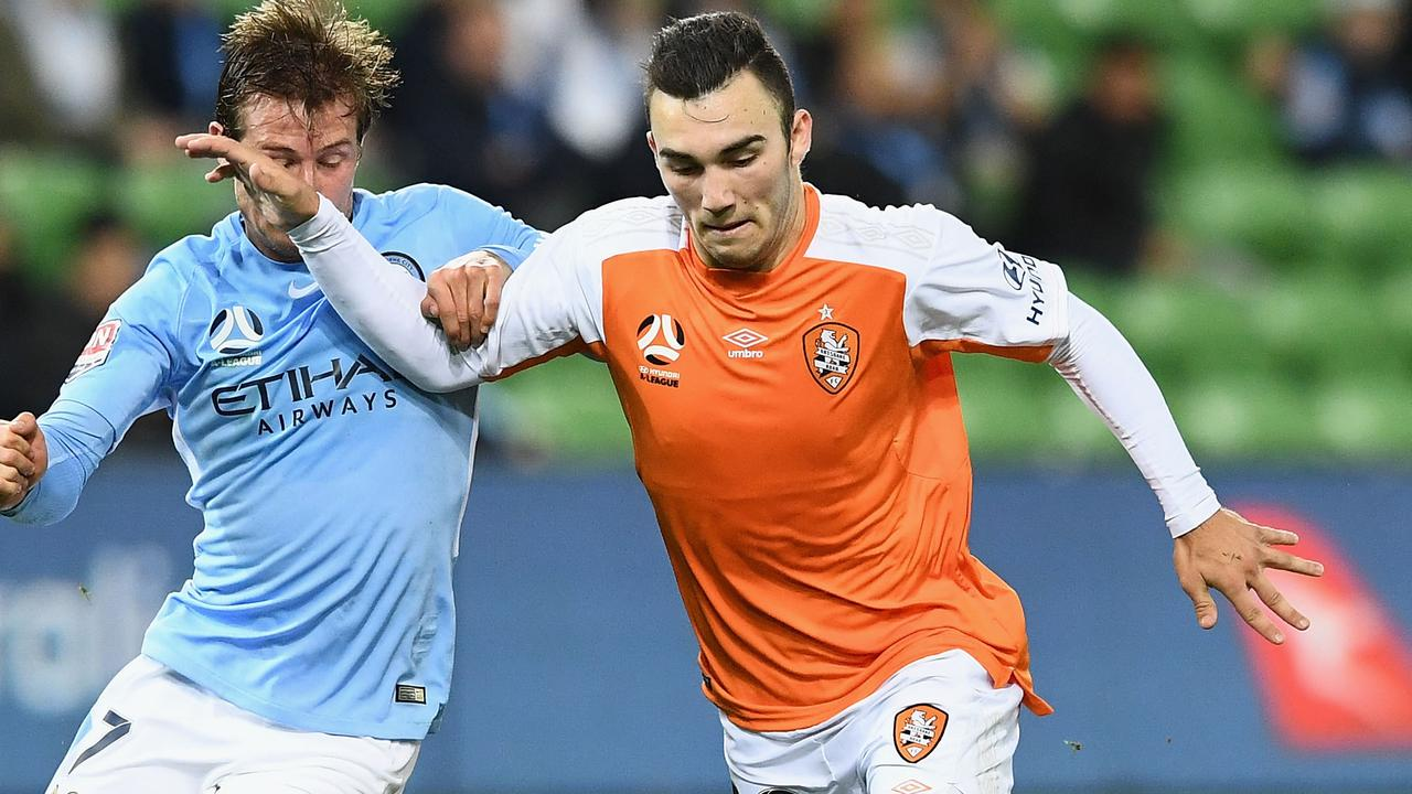 Nick D'Agostino could come in for the Roar on Sunday. Picture: Getty Images